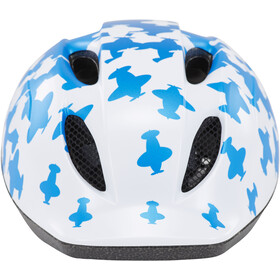 MET Buddy Helmet Barn white/blue airplanes